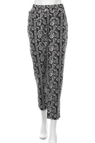 Γυναικείο παντελόνι Colloseum, Μέγεθος XXL, Χρώμα Μαύρο, Βισκόζη, Τιμή 22,80€