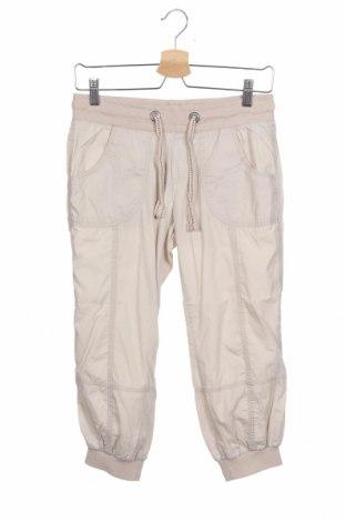 Дамски панталон Colours Of The World, Размер XS, Цвят Бежов, Памук, Цена 5,51лв.
