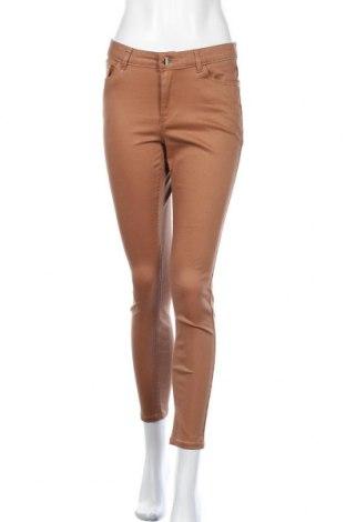 Γυναικείο παντελόνι Comma,, Μέγεθος S, Χρώμα Καφέ, Τιμή 27,77€
