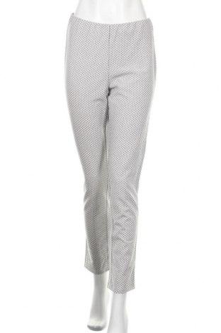 Дамски панталон Cosma, Размер M, Цвят Бял, 63% памук, 25% полиестер, 12% еластан, Цена 24,10лв.