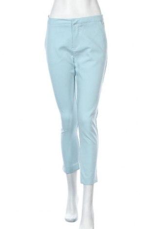 Γυναικείο παντελόνι Cubus, Μέγεθος S, Χρώμα Μπλέ, 73% πολυεστέρας, 23% βισκόζη, 4% ελαστάνη, Τιμή 15,59€