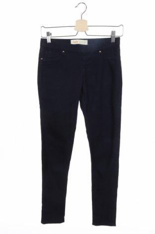 Γυναικείο παντελόνι Denim Co, Μέγεθος XS, Χρώμα Μπλέ, 76% βαμβάκι, 23% πολυεστέρας, 1% ελαστάνη, Τιμή 11,43€