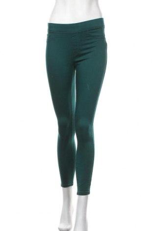 Γυναικείο παντελόνι Denim Co, Μέγεθος S, Χρώμα Πράσινο, 70% βαμβάκι, 27% πολυεστέρας, 3% ελαστάνη, Τιμή 15,79€