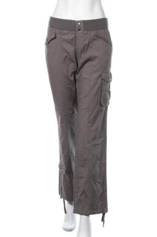 Γυναικείο παντελόνι Energy, Μέγεθος L, Χρώμα  Μπέζ, Βαμβάκι, Τιμή 11,11€