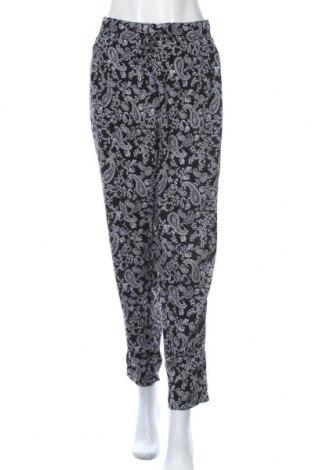 Дамски панталон Esmara, Размер XXL, Цвят Черен, Вискоза, Цена 24,94лв.