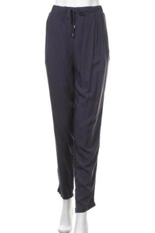 Дамски панталон Esmara, Размер XL, Цвят Син, Вискоза, Цена 36,75лв.