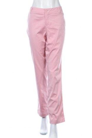Γυναικείο παντελόνι Flg, Μέγεθος XL, Χρώμα Ρόζ , 97% βαμβάκι, 3% ελαστάνη, Τιμή 6,24€