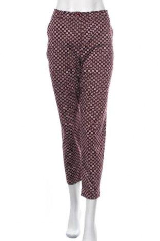 Дамски панталон Gerry Weber, Размер XL, Цвят Многоцветен, 97% памук, 3% еластан, Цена 17,64лв.