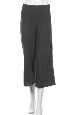Дамски панталон H&M, Размер S, Цвят Сив, 63% полиестер, 34% вискоза, 3% еластан, Цена 6,72лв.