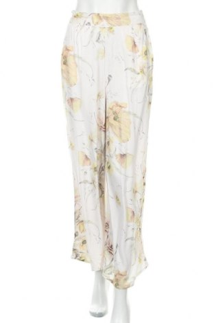 Дамски панталон H&M, Размер S, Цвят Многоцветен, Вискоза, Цена 27,30лв.