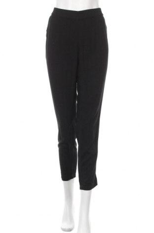 Γυναικείο παντελόνι H&M Divided, Μέγεθος L, Χρώμα Μαύρο, Βισκόζη, Τιμή 16,24€
