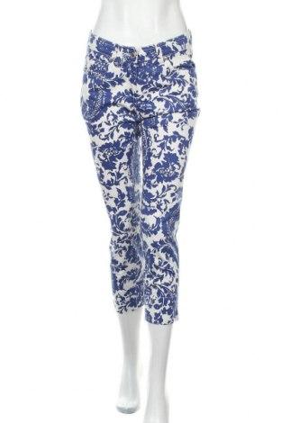 Γυναικείο παντελόνι Henry Cotton's, Μέγεθος S, Χρώμα Λευκό, 98% βαμβάκι, 2% ελαστάνη, Τιμή 23,66€