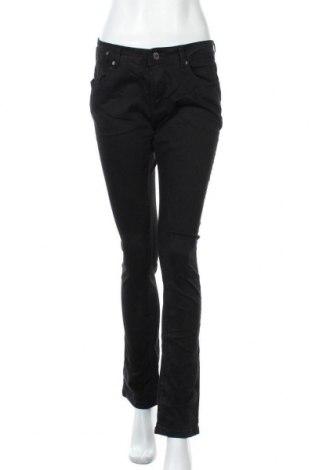 Γυναικείο παντελόνι Hydee by Chicoree, Μέγεθος M, Χρώμα Μαύρο, 98% βαμβάκι, 2% ελαστάνη, Τιμή 4,77€