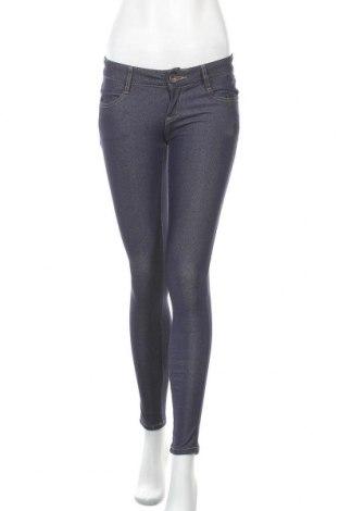 Γυναικείο παντελόνι Hydee by Chicoree, Μέγεθος S, Χρώμα Μπλέ, 69% βαμβάκι, 25% πολυεστέρας, 6% ελαστάνη, Τιμή 5,23€