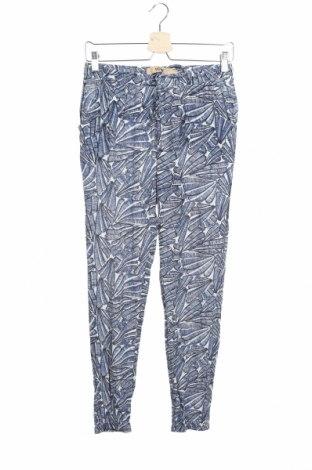 Γυναικείο παντελόνι Ichi, Μέγεθος XS, Χρώμα Πολύχρωμο, Τιμή 15,59€