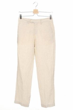 Γυναικείο παντελόνι In Wear, Μέγεθος XXS, Χρώμα  Μπέζ, Λινό, Τιμή 7,31€