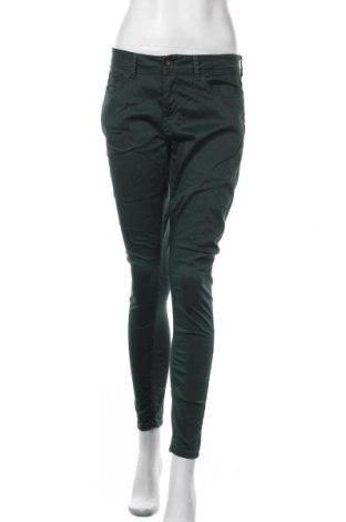 Γυναικείο παντελόνι Jdy, Μέγεθος M, Χρώμα Πράσινο, Τιμή 5,91€