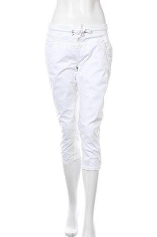 Γυναικείο παντελόνι Kenny S., Μέγεθος M, Χρώμα Λευκό, Τιμή 8,64€