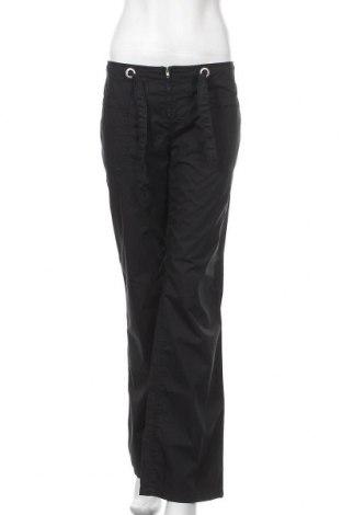 Дамски панталон Kenvelo, Размер M, Цвят Черен, Памук, Цена 20,16лв.
