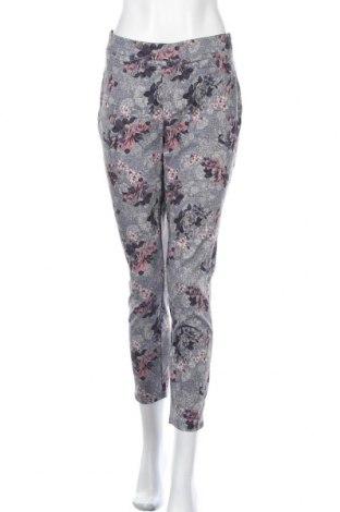 Γυναικείο παντελόνι Laura Torelli, Μέγεθος L, Χρώμα Πολύχρωμο, 72% βισκόζη, 24% πολυαμίδη, 4% ελαστάνη, Τιμή 16,89€