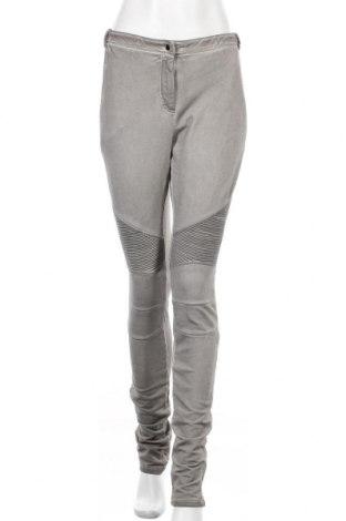Дамски панталон Liebeskind, Размер L, Цвят Бежов, 97% памук, 3% еластан, Цена 17,64лв.