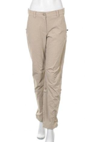 Дамски панталон Maier Sports, Размер S, Цвят Бежов, 85% полиамид, 15% еластан, Цена 33,92лв.