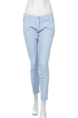 Γυναικείο παντελόνι Maison Scotch, Μέγεθος M, Χρώμα Μπλέ, 97% βαμβάκι, 3% ελαστάνη, Τιμή 27,61€