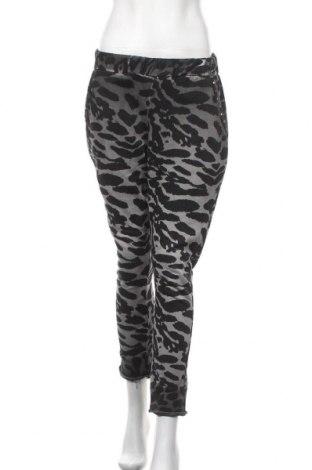 Γυναικείο παντελόνι Margittes, Μέγεθος M, Χρώμα Γκρί, 80% βαμβάκι, 20% πολυεστέρας, Τιμή 27,28€