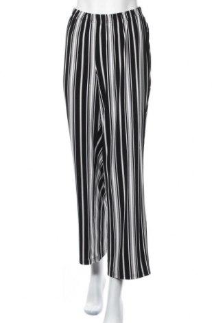 Γυναικείο παντελόνι Mia Moda, Μέγεθος XXL, Χρώμα Πολύχρωμο, 95% πολυεστέρας, 5% ελαστάνη, Τιμή 5,00€