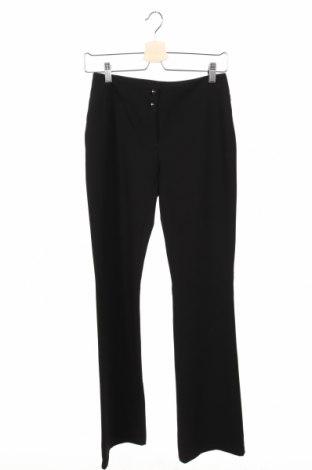 Γυναικείο παντελόνι Motivi, Μέγεθος XS, Χρώμα Μαύρο, 89% πολυεστέρας, 11% ελαστάνη, Τιμή 5,46€