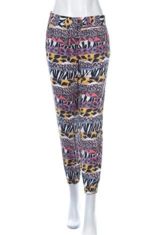 Γυναικείο παντελόνι Q/S by S.Oliver, Μέγεθος S, Χρώμα Πολύχρωμο, Τιμή 16,24€