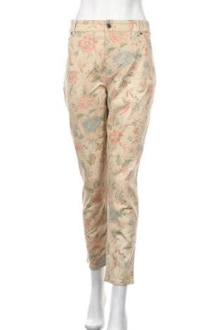 Дамски панталон Ralph Lauren, Размер XXL, Цвят Многоцветен, 98% памук, 2% еластан, Цена 54,60лв.