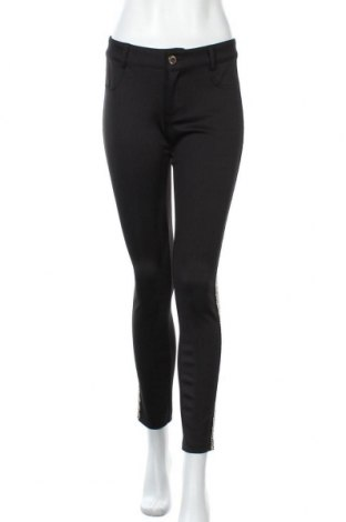 Дамски панталон Redial, Размер L, Цвят Черен, 95% полиестер, 5% еластан, Цена 15,12лв.