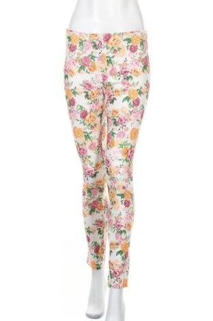Дамски панталон Redial, Размер S, Цвят Многоцветен, 56% вискоза, 40% полиестер, 4% еластан, Цена 16,75лв.