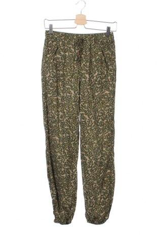 Γυναικείο παντελόνι Roxy, Μέγεθος XS, Χρώμα Πολύχρωμο, Βισκόζη, Τιμή 12,47€