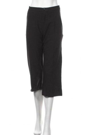 Дамски панталон Sisters Point, Размер M, Цвят Черен, 86% полиестер, 10% вискоза, 4% еластан, Цена 3,00лв.