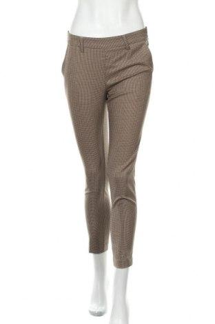 Γυναικείο παντελόνι Stefanel, Μέγεθος XS, Χρώμα Καφέ, 69% πολυεστέρας, 29% βισκόζη, 2% ελαστάνη, Τιμή 20,04€