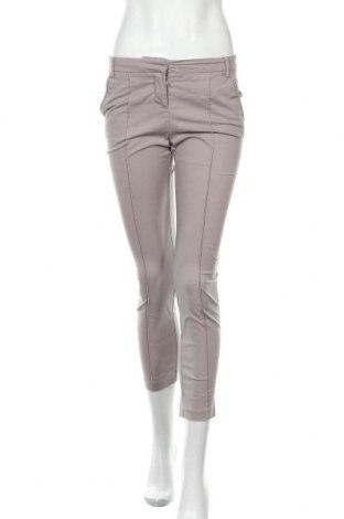 Γυναικείο παντελόνι Stefanel, Μέγεθος S, Χρώμα Γκρί, 96% βαμβάκι, 4% ελαστάνη, Τιμή 20,04€