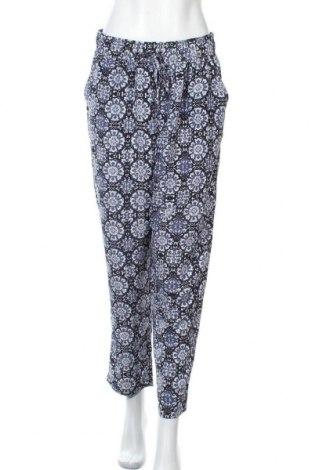 Дамски панталон Takko Fashion, Размер M, Цвят Многоцветен, Полиестер, Цена 12,29лв.