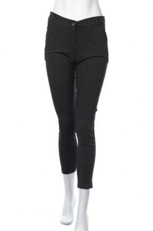 Дамски панталон Today, Размер L, Цвят Черен, 62% вискоза, 33% полиамид, 5% еластан, Цена 25,20лв.