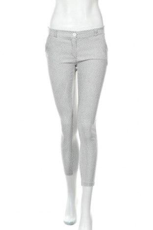 Дамски панталон Today, Размер M, Цвят Бял, 65% вискоза, 30% полиамид, 5% еластан, Цена 18,90лв.
