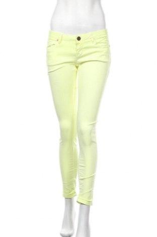 Γυναικείο παντελόνι Vert De Rage, Μέγεθος S, Χρώμα Πράσινο, 97% βαμβάκι, 3% ελαστάνη, Τιμή 6,14€