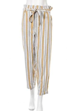 Γυναικείο παντελόνι Yessica, Μέγεθος XL, Χρώμα Πολύχρωμο, 58% βισκόζη, 40% πολυεστέρας, 2% ελαστάνη, Τιμή 16,89€