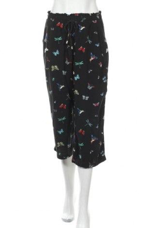 Γυναικείο παντελόνι Yessica, Μέγεθος M, Χρώμα Μαύρο, Βισκόζη, Τιμή 16,66€