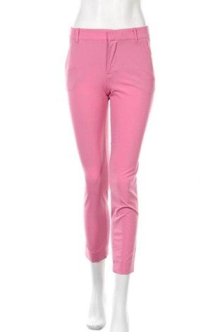Γυναικείο παντελόνι Zara, Μέγεθος XS, Χρώμα Ρόζ , 57% πολυεστέρας, 29% βισκόζη, 4% ελαστάνη, Τιμή 22,27€