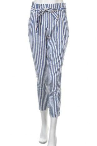 Γυναικείο παντελόνι Zara Trafaluc, Μέγεθος S, Χρώμα Μπλέ, Βαμβάκι, Τιμή 16,37€
