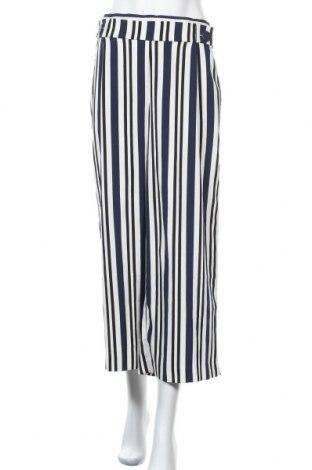 Γυναικείο παντελόνι Zara Trafaluc, Μέγεθος L, Χρώμα Πολύχρωμο, 98% πολυεστέρας, 2% ελαστάνη, Τιμή 14,62€