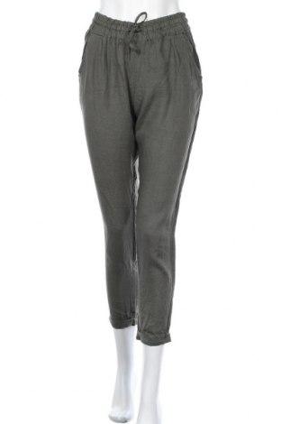 Дамски панталон Zebra, Размер S, Цвят Зелен, Цена 25,20лв.