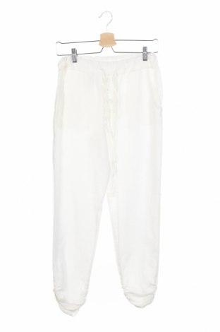Дамски панталон Zebra, Размер XS, Цвят Екрю, Цена 15,12лв.