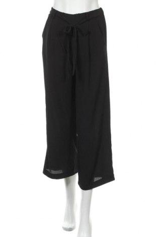 Дамски панталон Zebra, Размер S, Цвят Черен, Полиестер, Цена 23,21лв.